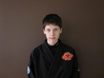 C.J. Lundberg – 2nd Degree Degree Black Belt