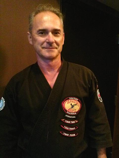John Sundt – 1st Degree Black Belt