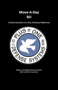 Move-A-Day BJJ: A Daily Brazilian Jiu-Jitsu Desktop Reference