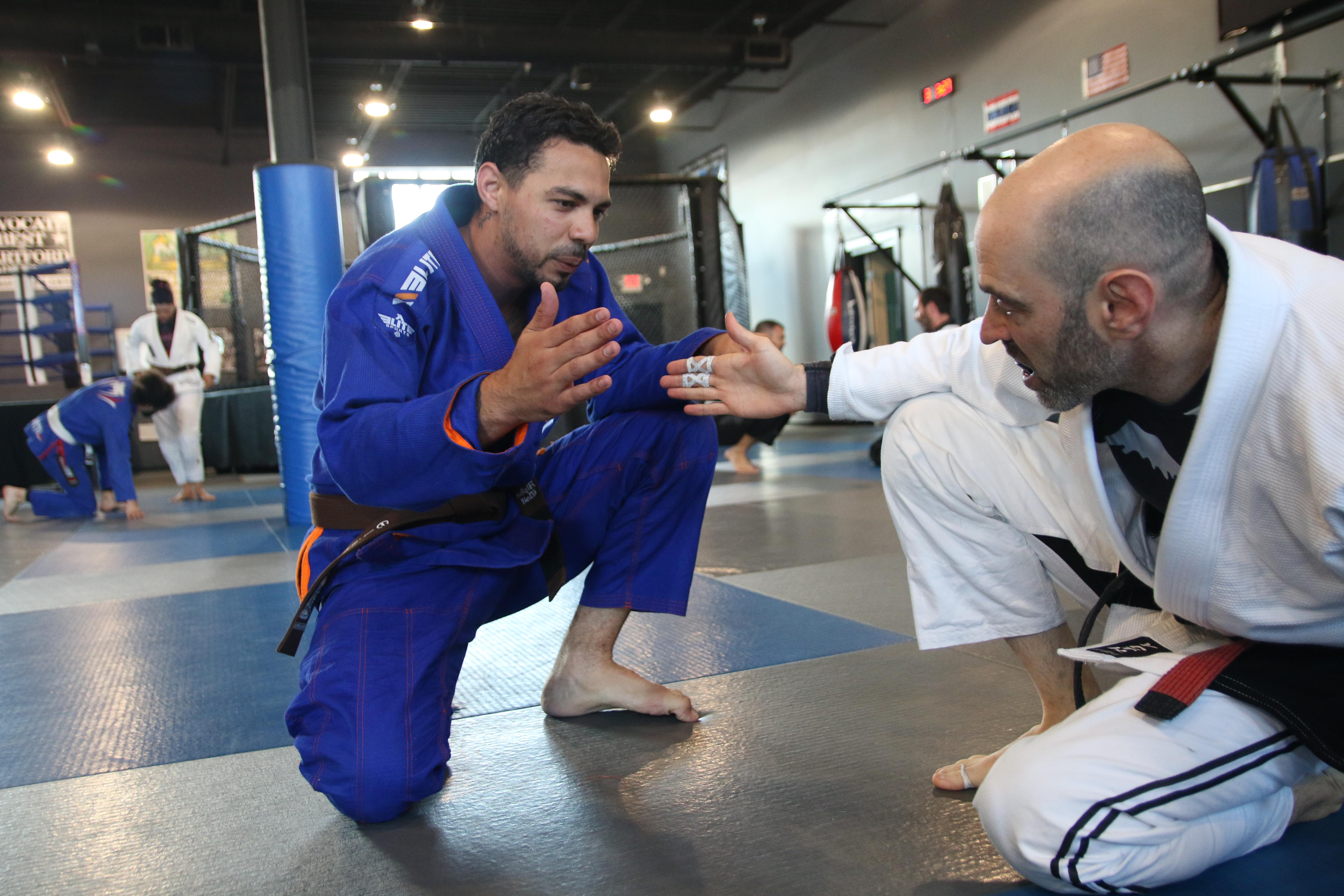 Brazilian Jiu-Jitsu: The Benefits