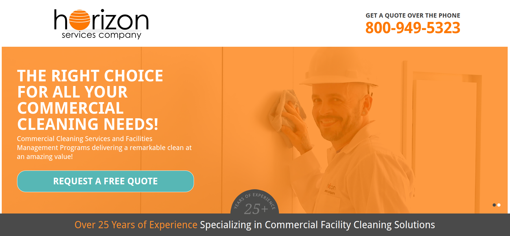 Plus One partners with Horizon Services Company, free intro + 10% off all programs